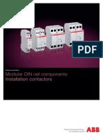 1SBC103001 C0202 ESB InstallationContactors BR