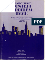 The NYC Contest Problem Book