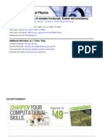 paper about density functional theory