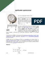 Amplificador Operacional Para Imprimir