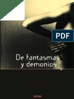 De Fantasmas y Demonios - Jane Crossley y Fernando Morgado