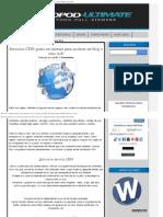 Servicios CDN Gratis en Internet Para Acelerar Un Blog o Sitio Web - Wadpod