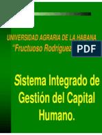 Gestion Del Caital Humano