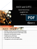 Bill Efthimiou - AUCX and G-RTC.pptx