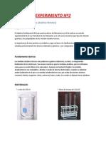 Informe Lab Quimica 2