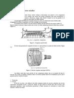 Parte de Work Compresor Axial