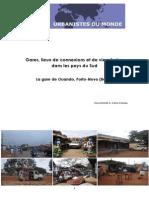 Rapport - David Brites et Célia Corneil -Porto Novo - Elodie