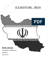 Iran Introduction in hungarian