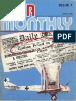 (1974) War Monthly, Issue No.7