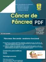 Diapos, Seminario c.a de Pancreas