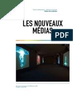 LES NOUVEAUX MÉDIAS Centre Pompidou