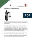 Pavlov y El Control Remoto