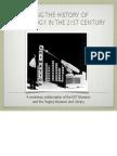 21st-Century History of Technology