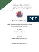 UNIVERSIDAD PERUANA UNIÓN ii