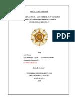 Tugas Audit Forensik - Kepailitan Batavia Air