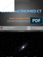 2013 10 10 - LOINC and SNOMED CT