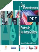 Guia de Ahorro Energetico en El Sector de Las Artes Graficas Fenercom 2010