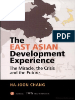 The East Asian Development Experience - Ha-Joon Chang