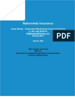 Nationwide Insurance Marketing Case Study