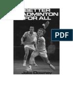 Better Badminton