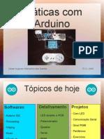 04 - Práticas com Arduino