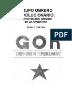Grupo Obrero Revolucionario GOR