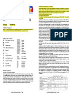 Inserto Anti-RNP 70 Orgentec