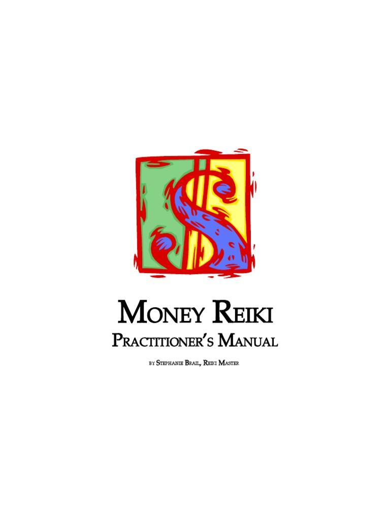 Money Reiki Level One Reiki Stress Biology