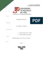 Laboratorio Física I - Informe 4