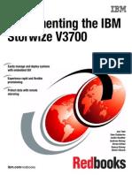 Implementing the IBM Storwise V3700