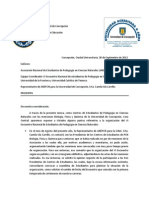 Carta Anepcn