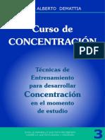 Concentracion 3