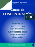 Concentracion 4