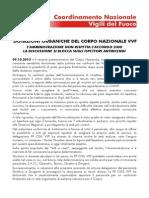 Relazione Riunione Dotazioni Organiche