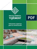 Brochure Corporativo Toxement