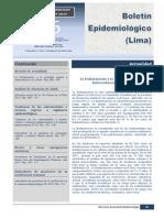 Boletin epidemiológico.2013-V22
