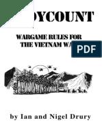 Ttg - Bodycount Vietnam Wargame Rules