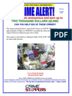 Crime Alert 4380 W 38th Ave Crime Stoppers
