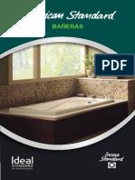Catálogo Bañeras American Standard