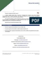 Manual Do Locatario