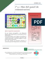 BOLETÍN 05 - PANEL DE COMUNICACIÓN