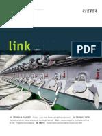 Link No. 59 Customer Magazine Spun Yarn Systems Es 37724 (RECUPERACION de FIBRAS)
