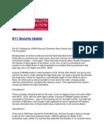 9/11 Security Update