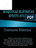 Máquinas Elétricas Efeito Joule 2