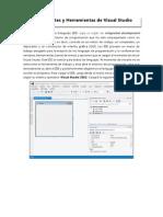Componentes y Herramientas de Visual Studio