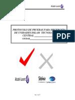 Protocolo Telefonica XDSL -DSLAM