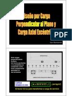 C10 Diseño Carga Perpendicular