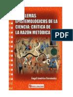 Fernandez, Angel - Problemas Epistemologicos de La Ciencia