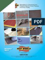 Mat World Catalogue 2013