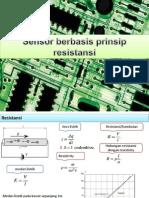 Sensor Resistivity